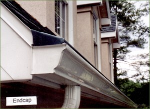 LeavesOut Endcap Installation